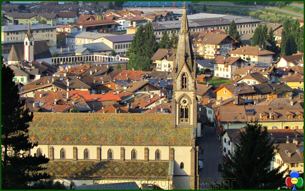 chiesa predazzo 1 predazzoblog Avvisi parrocchiali dal 21 al 28 agosto