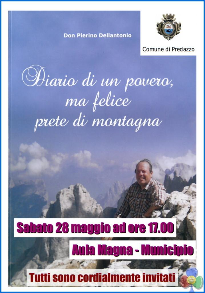 don pierino dellantonio libro 718x1024 Avvisi Parrocchia dal 22 al 29 maggio