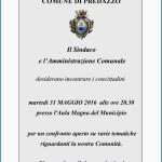 incontro con il sindaco 31 maggio 2016 150x150 Il grazie dellAmministrazione Comunale ai suoi cittadini meritevoli
