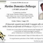 martino domenico dellasega 150x150 Necrologio, Rinaldo Gabrielli