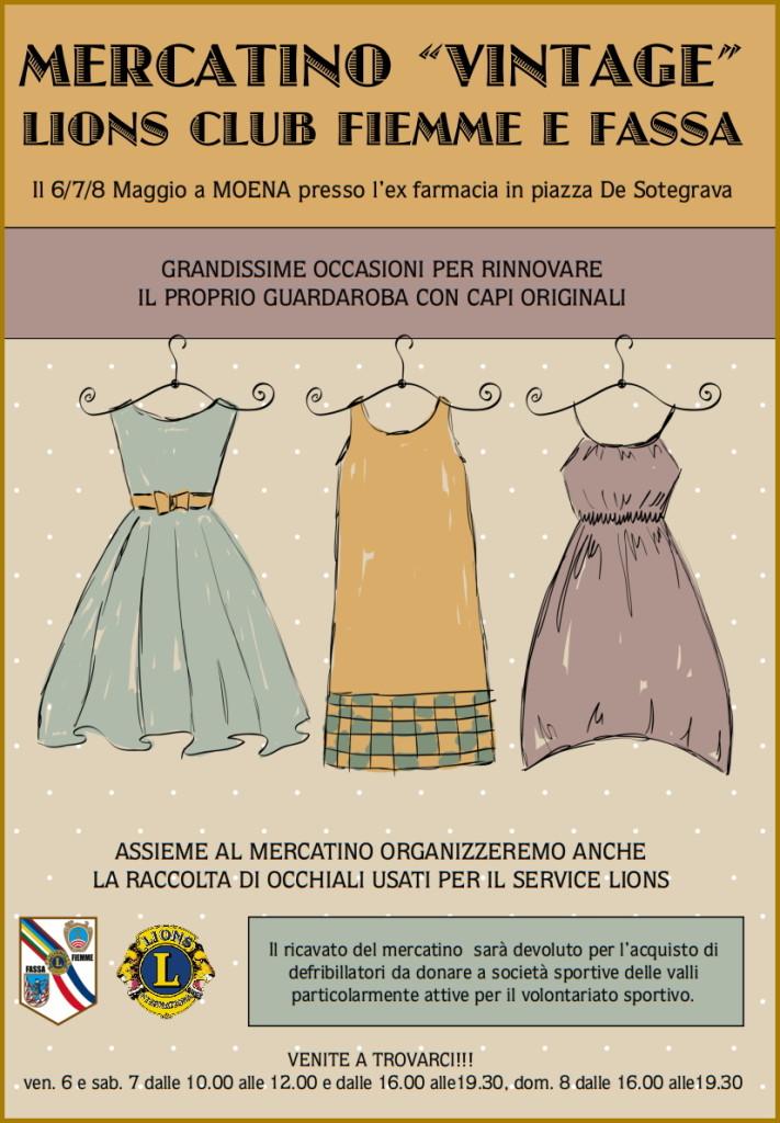 mercatino vintage fiemme fassa 711x1024 Serate informative: Fragilità e Risorse, verso stili di vita positivi