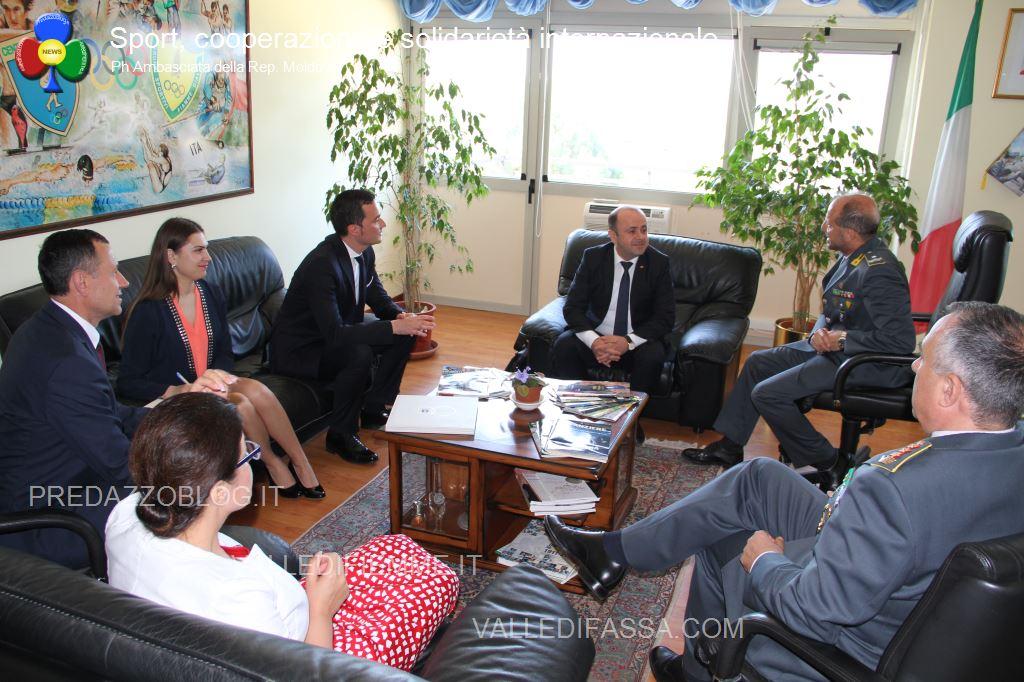 Ambasciata Repubblica Moldova Sport cooperazione e solidarietà internazionale5 Sport, cooperazione e solidarietà internazionale