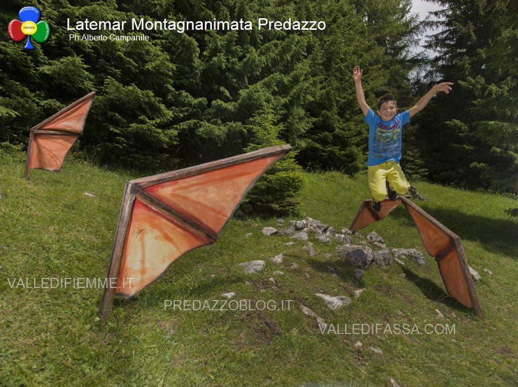 latemar montagnanimata predazzo 12 Latemar MontagnAnimata apre l'estate con una festa