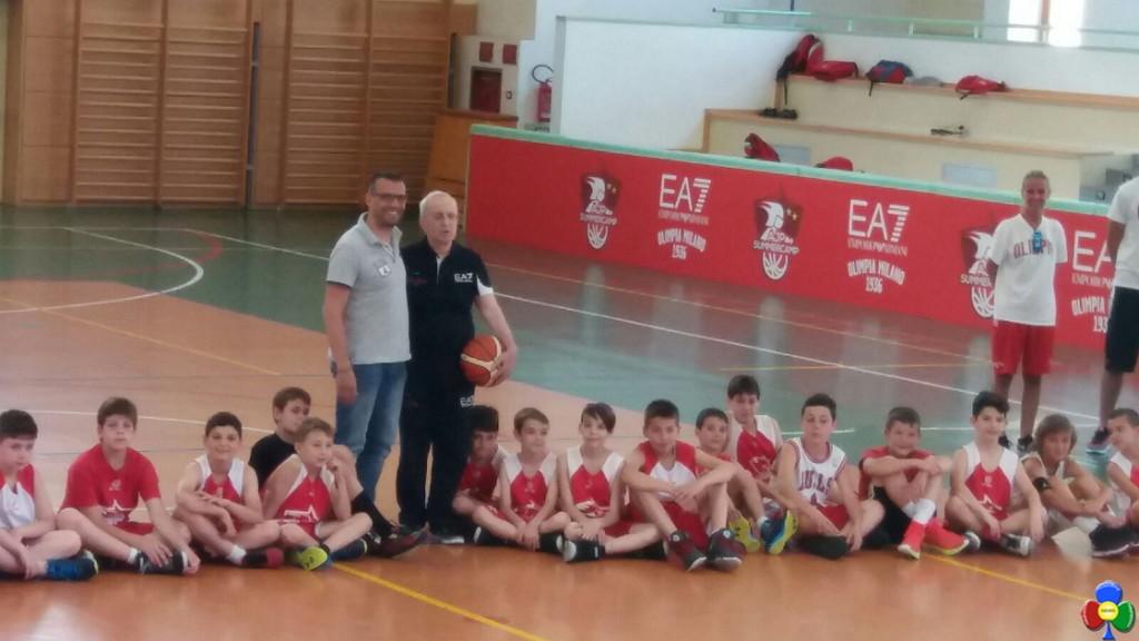 olimpia basket fiemme 1024x576 A Predazzo il campo estivo dellOlimpia Basket