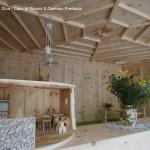 stua casa riposo san gaetano predazzo6 150x150 Profuma di cirmolo la Stua della Casa di Riposo