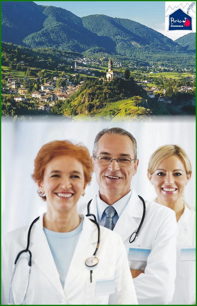Medici Valle di Fiemme 2016 659x1024 Ospedale di Fiemme, 10 GIORNI PER TROVARE 10 MEDICI