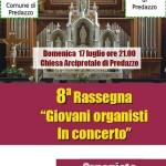 concerto organo predazzo 150x150 Avvisi Parrocchia 11   18 dicembre