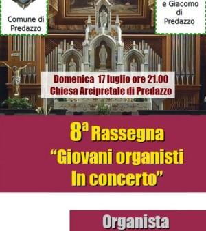 concerto organo predazzo