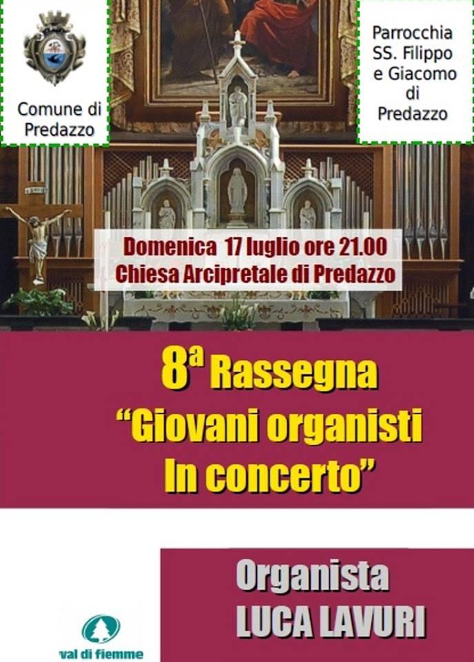 concerto organo predazzo Avvisi Parrocchia, Concerto dorgano e orari Messe