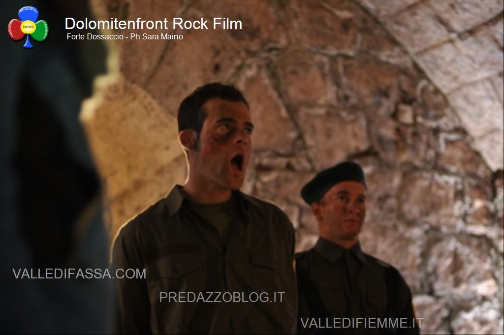 dolomitenfront musical10 DolomitenFront Rock Film campagna Crowd Funding