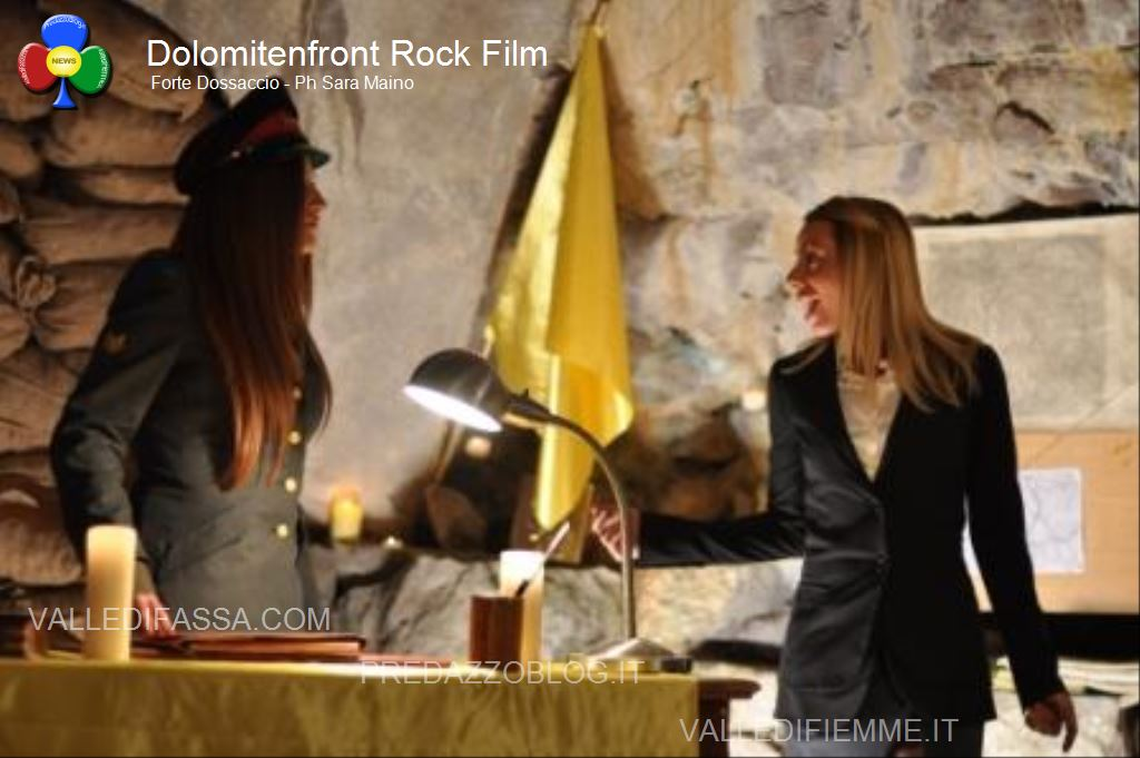 dolomitenfront musical12 DolomitenFront Rock Film campagna Crowd Funding