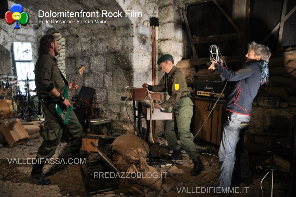 dolomitenfront musical2 DolomitenFront Rock Film campagna Crowd Funding