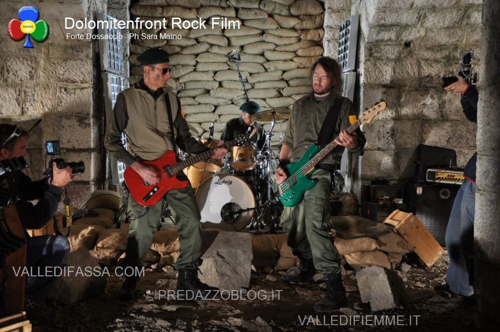 dolomitenfront musical3 DolomitenFront Rock Film campagna Crowd Funding