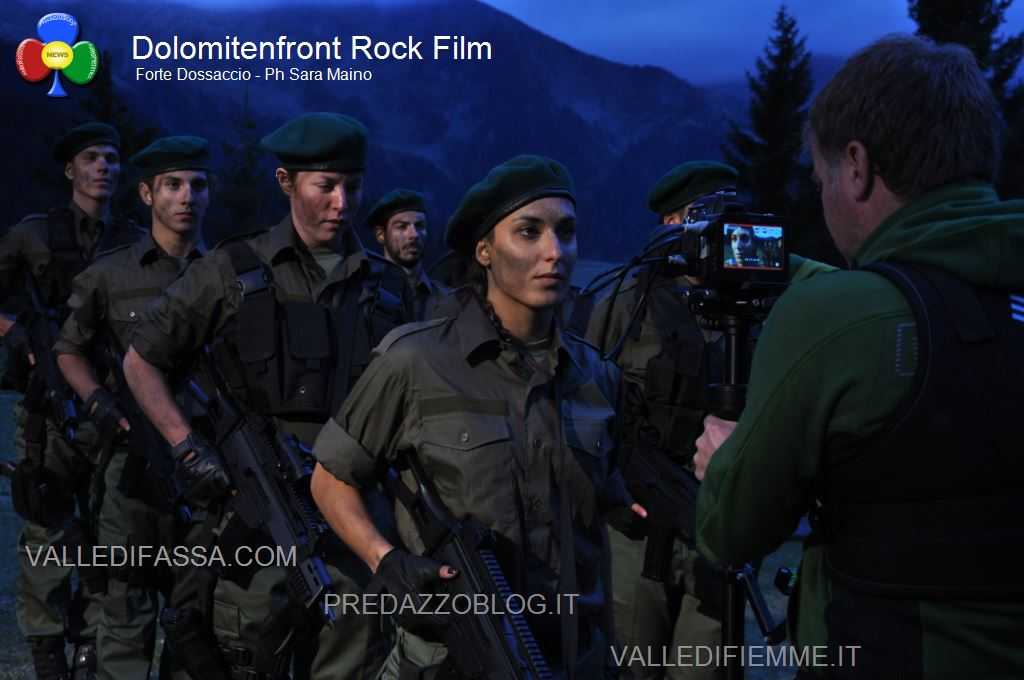 dolomitenfront musical4 DolomitenFront Rock Film campagna Crowd Funding