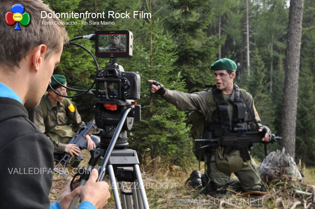 dolomitenfront musical5 DolomitenFront Rock Film campagna Crowd Funding