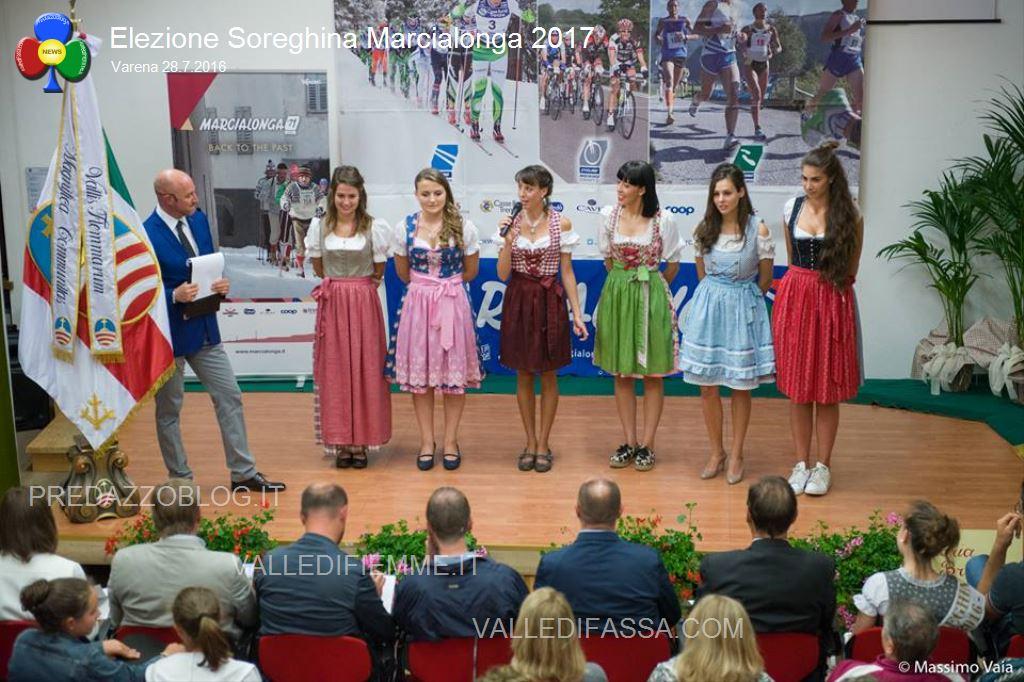 elezione soreghina marcialonga 2017 a varena21 La nuova Soreghina sarà eletta nella piazza di Predazzo