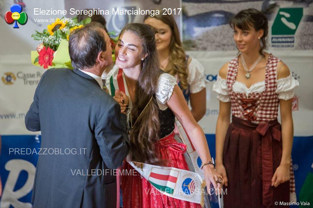 elezione soreghina marcialonga 2017 a varena5 Camilla Canclini è la nuova Soreghina Marcialonga 2017   Foto