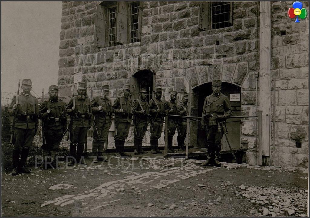 forte dossaccio storica 1024x719 Sentinelle di Pietra, spettacolo al Forte Dossaccio