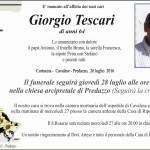 giorgio tescari 150x150 Necrologio Flora Dellagiacoma