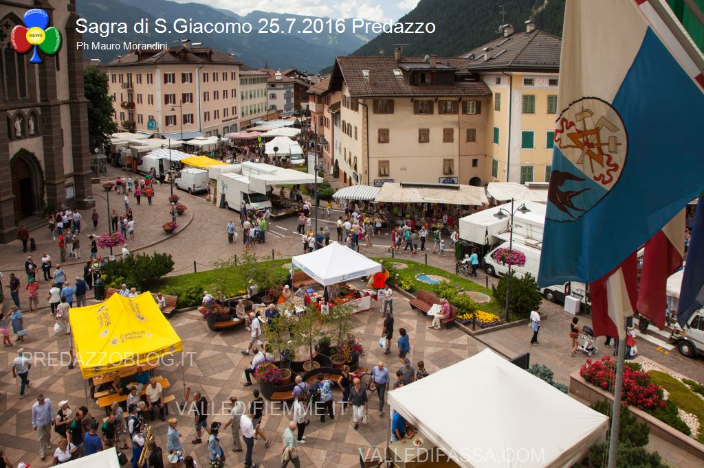 sagra san giacomo predazzo 25.7.16 by predazzoblog51 Predazzo festeggia il Patrono San Giacomo
