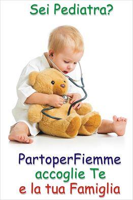 sei pediatra Sei Pediatra? PartoperFiemme accoglie te e famiglia