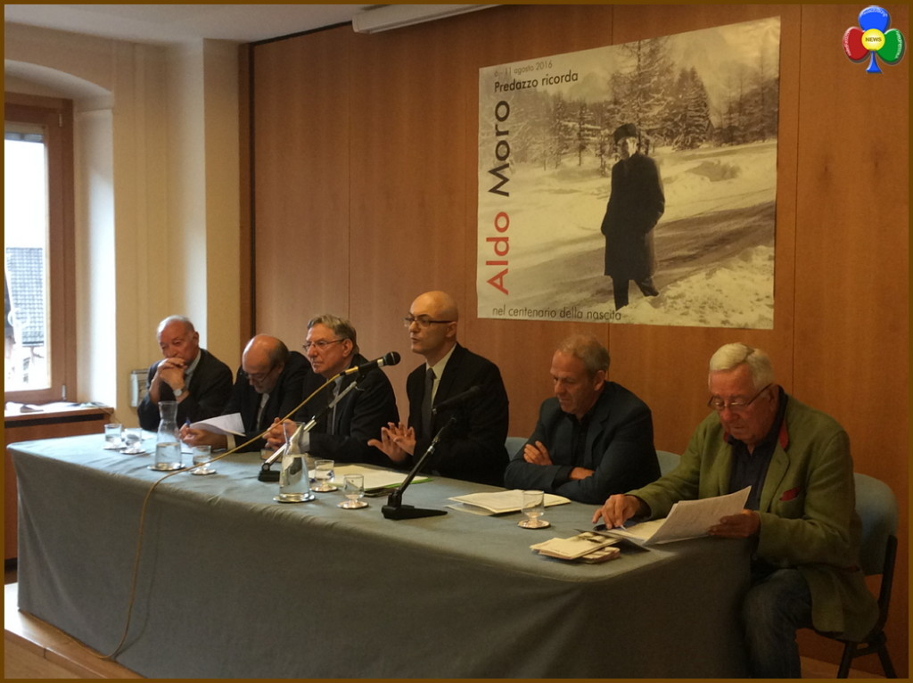 aldo moro tavola rotonda a predazzo 1024x766 Aldo Moro, uomo del dialogo e la questione sudtirolese