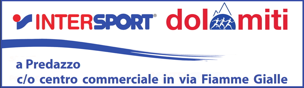 banner intersport dolomiti predazzo Buon Compleanno Intersport Dolomiti di Predazzo