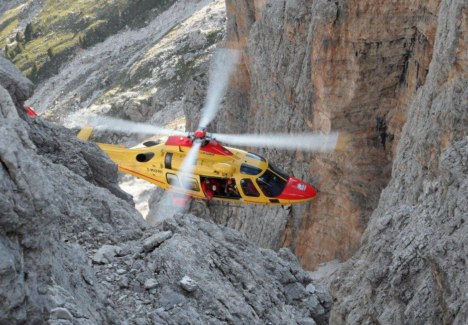 dolomiti emergency helycopters Le tariffe dellelisoccorso in montagna
