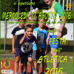 festa atletica 2016 dolomitica 150x150 U.S. Dolomitica, calendario manifestazioni estate 2016