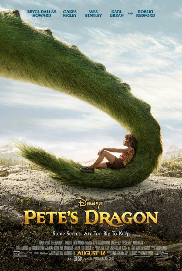 il drago invisibile poster  Il Drago Invisibile Disney vive sul Latemar   Video trailer