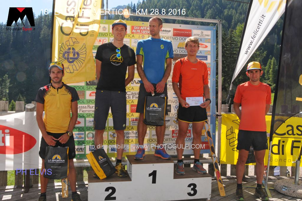 latemar vertical km edizione 2016 ph elvis180 18° Latemar Vertical Kilometer, classifiche e foto