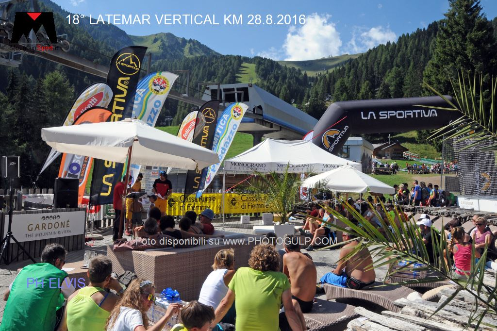 latemar vertical km edizione 2016 ph elvis181 18° Latemar Vertical Kilometer, classifiche e foto