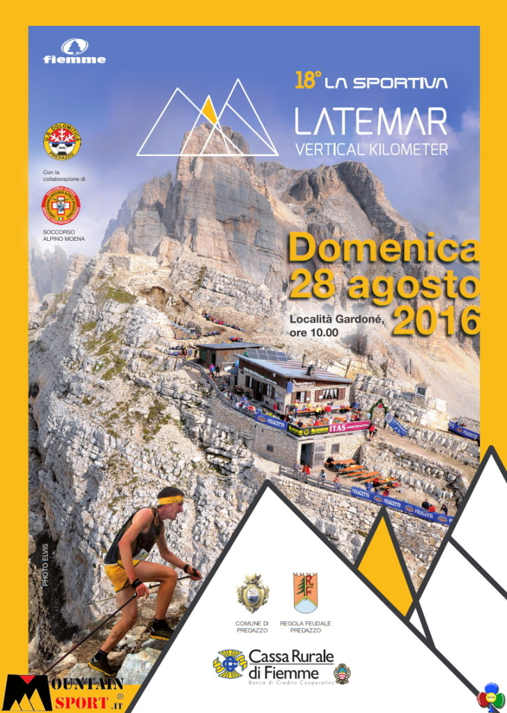 latemar vertical km predazzo 20161 728x1024 Latemar Vertical Km domenica 28 agosto 2016