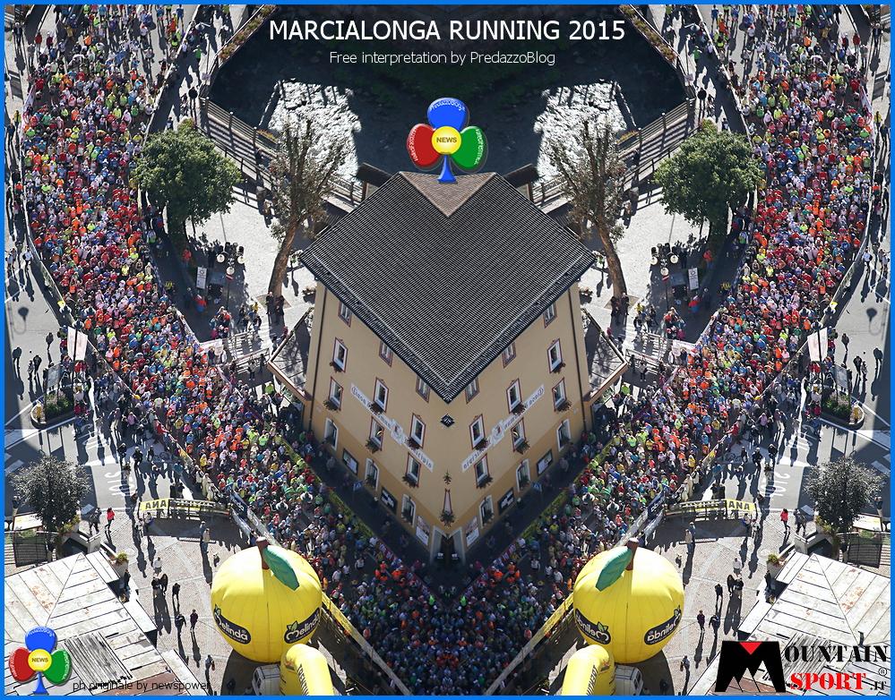 marcialonga running free interpretation predazzo blog 14° Marcialonga Running 4.9.2016  da Moena a Cavalese