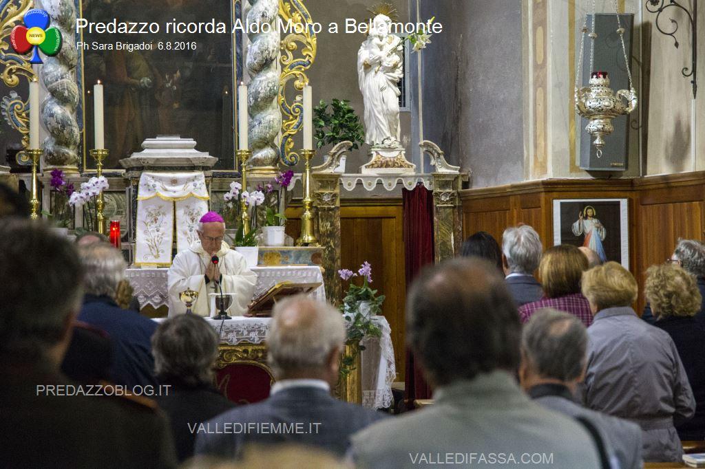 predazzo ricorda aldo moro bellamonte 6.8.16 ph sara brigadoi6 Bellamonte, intitolata ad Aldo Moro la Sala Conferenze