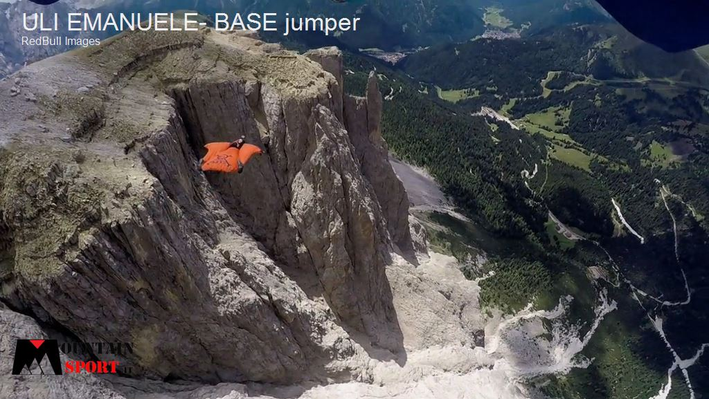 uli emanuele jumping1 Uli Emanuele, oggi il suo ultimo grande volo