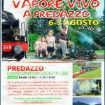 vapore vivo a predazzo 2016 150x150 Il treno dellAvisio fa tappa a Predazzo con Transdolomites