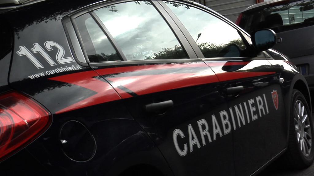 carabinieri 1024x576 Predazzo: Furto in casa al Fol, arrestata donna nomade
