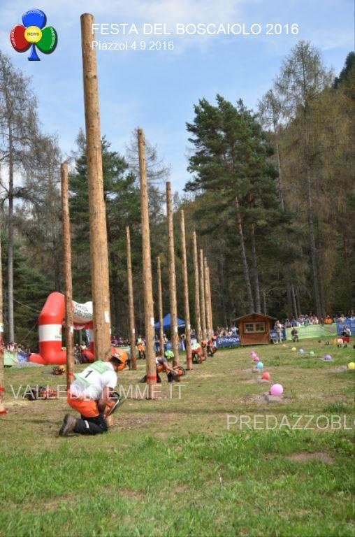 festa del boscaiolo 2016 fiemme 4 Festa del Boscaiolo, Moreno Giacomelli il più abile