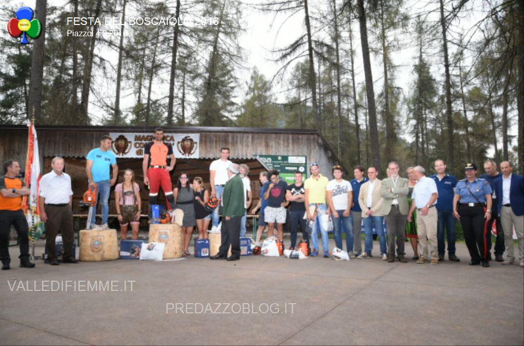 festa del boscaiolo 2016 fiemme 6 Festa del Boscaiolo, Moreno Giacomelli il più abile
