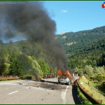 incidente con incendio a panchià fiemme 5.9.2016 150x150 Incendio a Panchià in mattinata, gravi danni