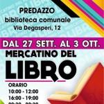 mercatino libro usato predazzo 150x150 La biblioteca chiude per lavori fino a sabato 8 ottobre