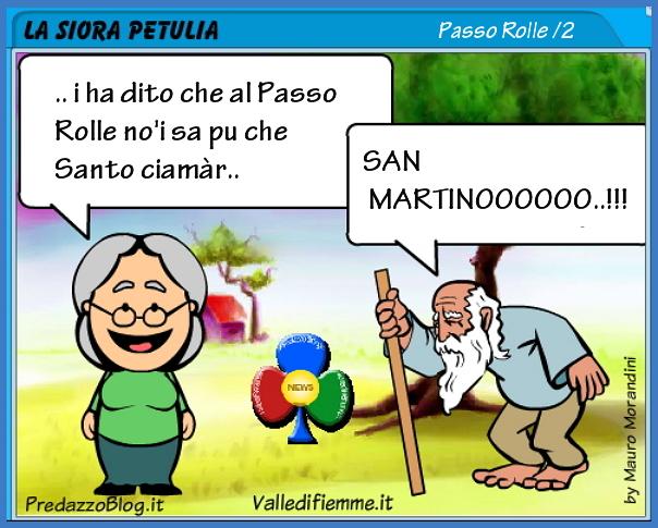 passo rolle san martino Passo Rolle: Protocollo dintesa, fallimento annunciato