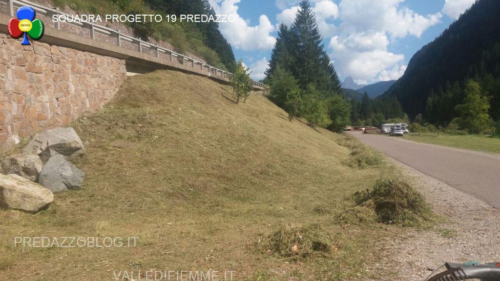 progetto 19 predazzo7 Predazzo, sentieri e territorio in ordine grazie a Intervento 19
