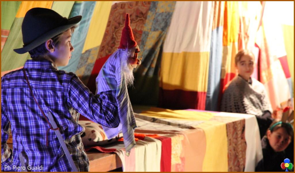 teatro arici 1024x603 Teatro, Fiducia & Rispetto, corsi per giovani protagonisti
