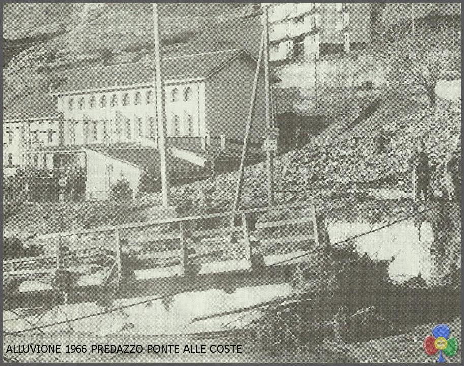 ALLUVIONE 1966 PREDAZZO COSTE Predazzo, mostra fotografica dellAlluvione 1966