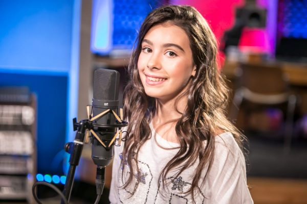 fiamma boccia junior eurovision italy jesc 2016 Cara Mamma dear mom 600x400 Cara Mamma Lyrics by Fiamma Boccia   Video