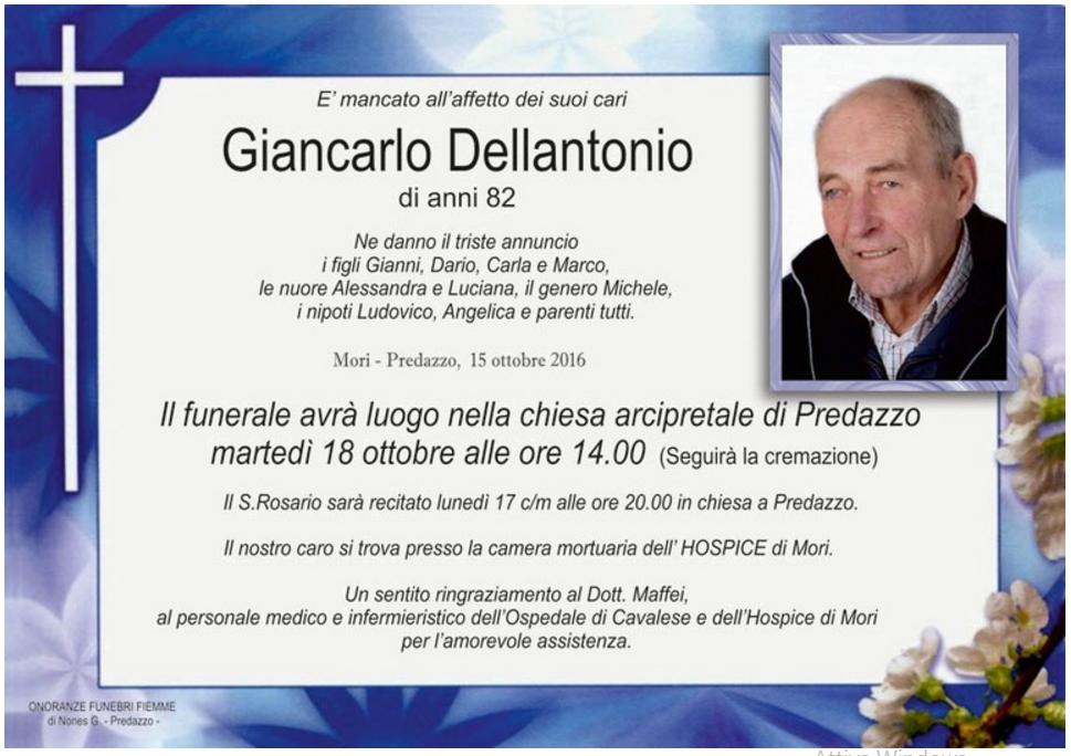 giancarlo dellantonio Avvisi Parrocchia 16 23 ottobre   Le reliquie di S. Teresina