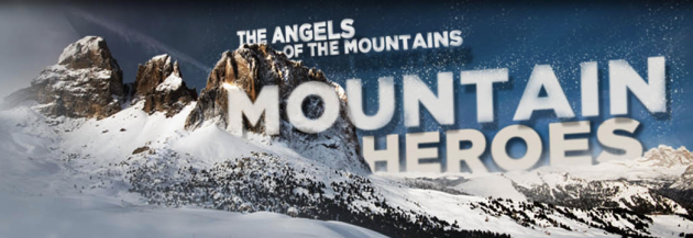 mountain heroes the angels Mountain Heroes Elisoccorso Trentino protagonista su DMax