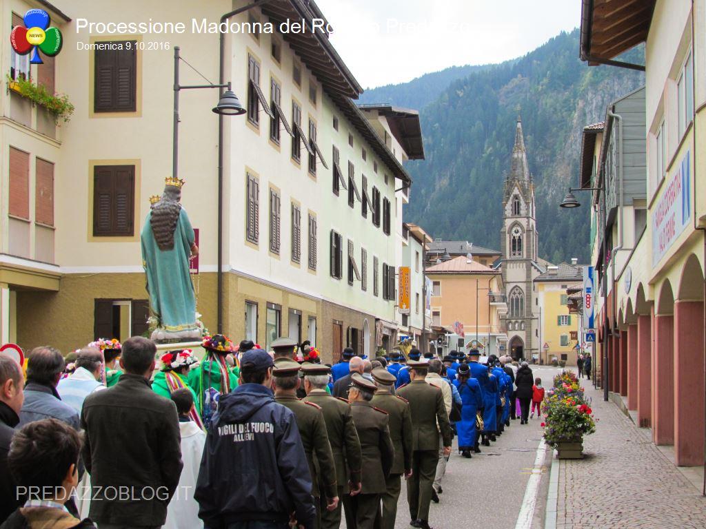 processione madonna del rosario 2016 predazzo16 Avvisi Parrocchie 6/13 ottobre 2019